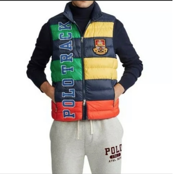 Polo Ralph Lauren RLPC Packable Duck Down Vest